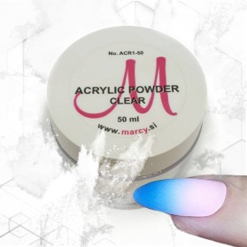 AKRILNI PRAH-ACRYLIC POWDER-CLEAR 50ML