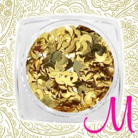 METAL MOON-GOLD
