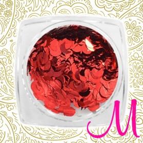 METAL MOON-RED