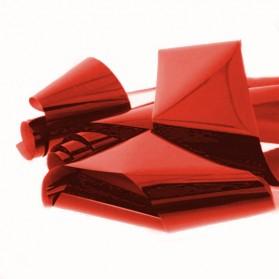 TRANSFER FOLIJA - RED 10x30cm