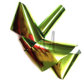 TRANSFER FOLIJA - LIGHT GREEN 4x60cm