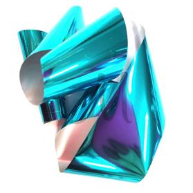 TRANSFER FOLIJA - LIGHT BLUE 4x60cm