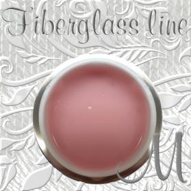 Fiberglass cover Pink-56g - gradilni UV/LED gel