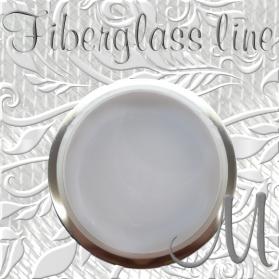 Fiberglass THICK clear-18g - gradilni UV/LED gel