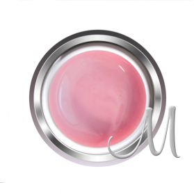 JELLY BABY PINK 15ml- gradilni UV/LED gel