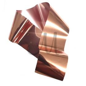 TRANSFER FOLIJA - LIGHT COPPER 4x30cm