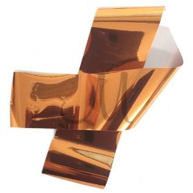 TRANSFER FOLIJA - COPPER 4x30cm