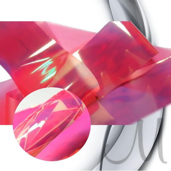 GLASS EFECT FOIL-PINK